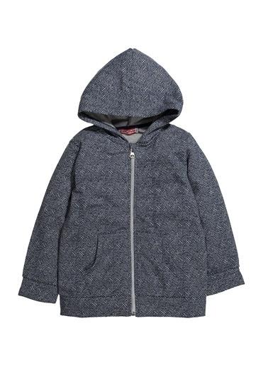 Zeyland Kapüşonlu Fermuarlı Sweatshirt (4-14yaş) Kapüşonlu Fermuarlı Sweatshirt (4-14yaş) Lacivert